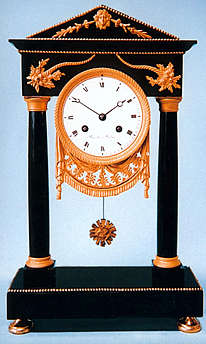 Jillings specialising in fine ormolu and marble antique clocks, including wall clocks, mantel clocks and cartel clocks.